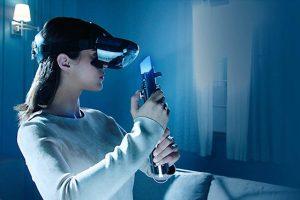 Lenovo создала шлем дополненной реальности для игр в духе «Звёздных войн»»
