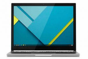Новый хромбук Google премиум-класса получит имя Pixelbook»
