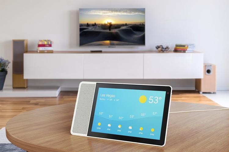 CES 2018: гаджет Lenovo Smart Display с помощником Google Assistant»