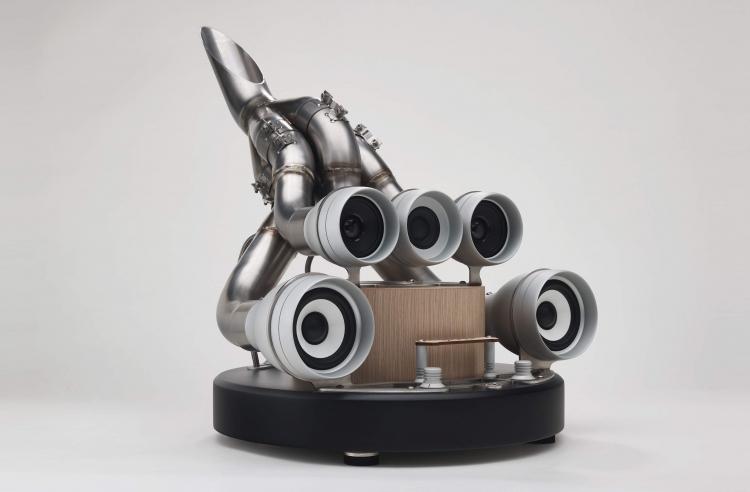 IxoostEsaVox: дизайнерская акустика с деталями от спорткара Lamborghini»