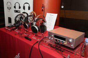 Pioneer провела презентацию новых наушников и устройств Home audio»