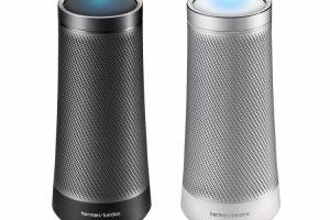 Microsoft и Harman Kardon представили смарт-динамик Invoke с Cortana»